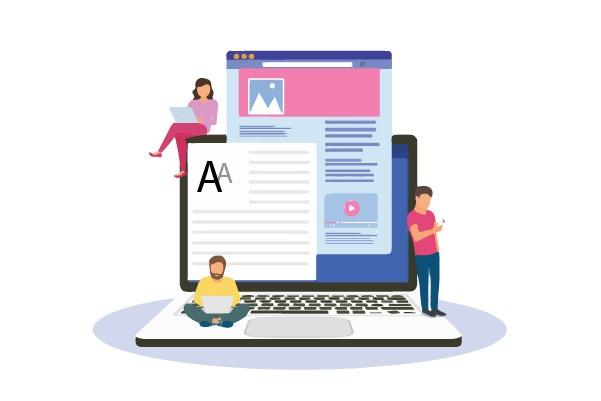 WRITE WEBSITE CONTENT SEO