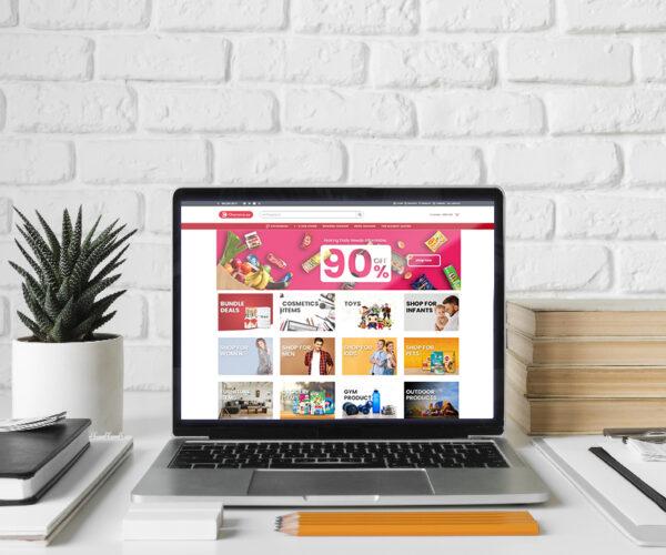 Clearance.ae - E-Commerce Website - B2C Platform - CMS Open Cart