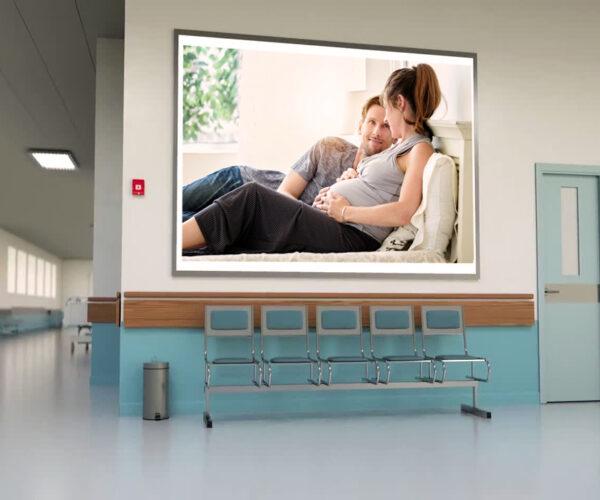 Social Media Insights -Fertility Partnership- Mockup
