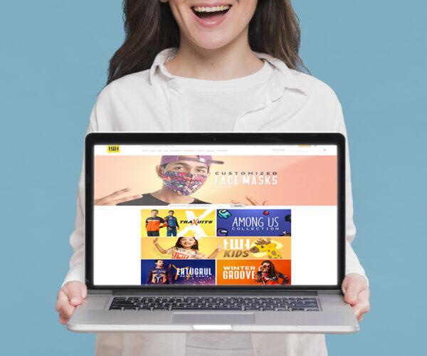 The Warehouse - E-Commerce Website - B2C Platform - CMS Open Cart