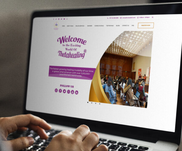 Vansa Bali - Thetahealing Website
