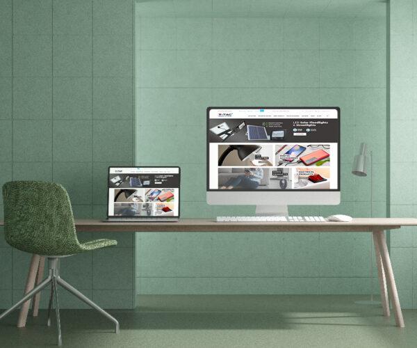 Vtac Exports - E-Commerce Website - B2B & B2C Platform - CMS Magento